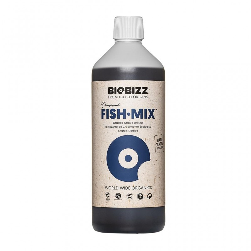 BIOBIZZ Fish Mix NPK 5-3-4 (Kopija)